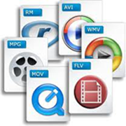 Rip  DVD to AVI, WMV, MP4, MPG