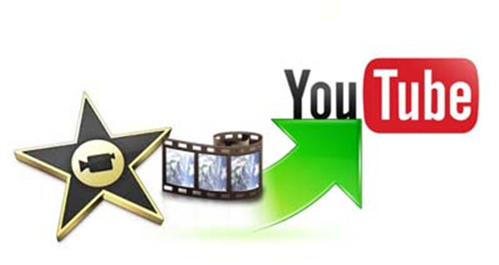 upload videos to YouTube