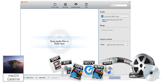 Convert VOB to MP4 on Mac