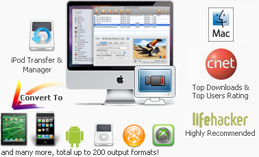 Any Video Converter Ultimate pour Mac